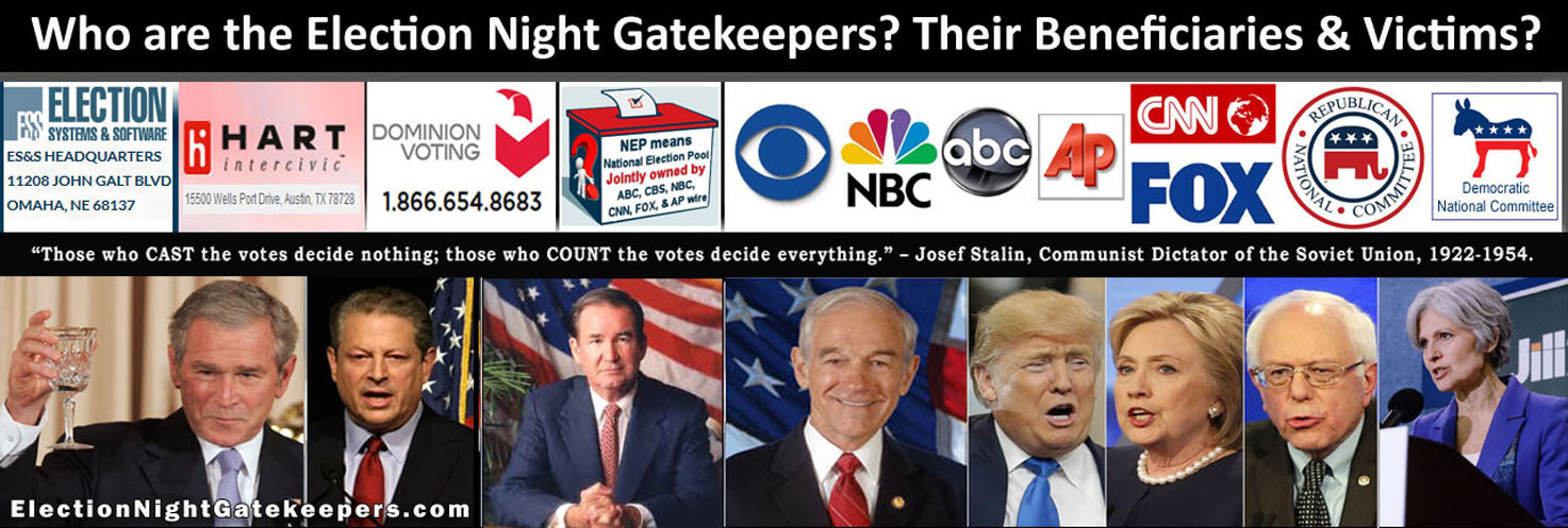 Election Night Gatekeepers
